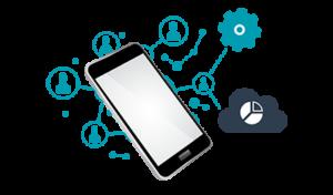Telecom Services Icon